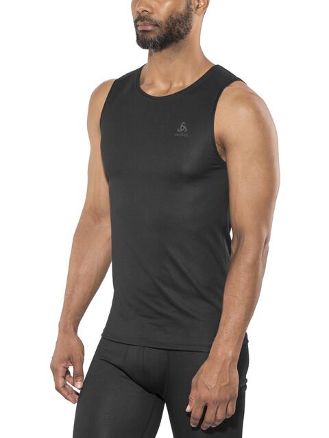 Odlo Active F-Dry L Bielizna górna Mężczyźni czarny